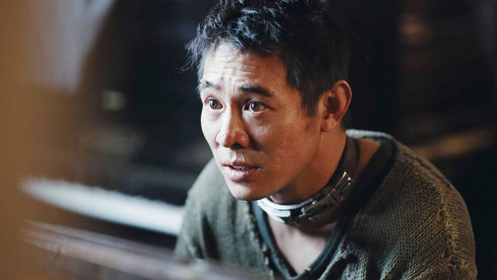 L'acteur chinois Jet Li dans le film français Danny The Dog