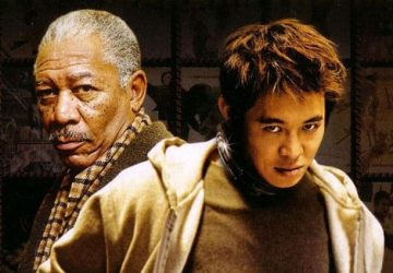 Morgan Freeman et Jet Li dans Danny The Dog, de Louis Leterrier