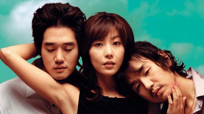 La Femme est l'avenir de l'homme, de Hong Sang Soo