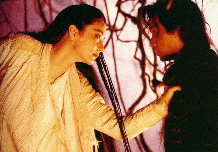 The Bride with White Hair: Leslie Cheung et Brigitte Lin