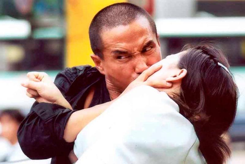 Baiser forcé dans le film Bad Guy de Kim Ki-Duk
