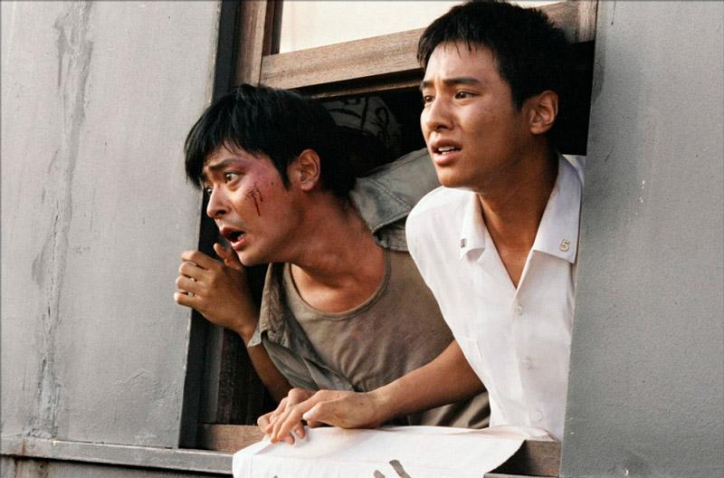 Jang Dong Gun et Won Bin jouent deux frères
