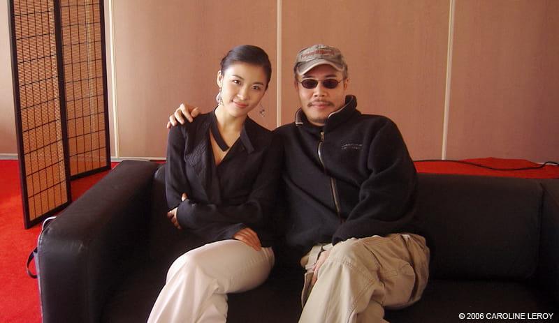 L'actrice Ha Ji-Won et le réalisateur Lee Myung-Se