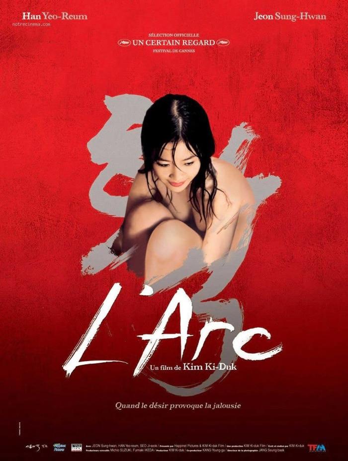 L'Arc de Kim Ki-Duk : affiche française
