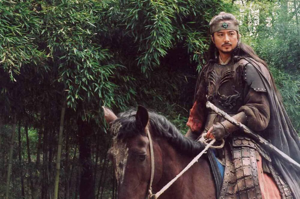 Jeong Jun-Ho dans Legend of the Evil Lake