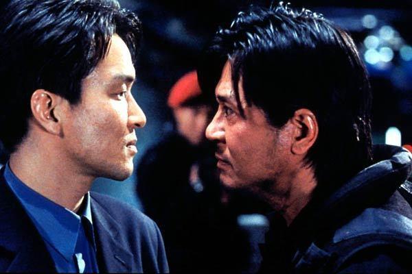 Face-à-face entre Han Suk Gyu et Choi Min Sik (photo de profil)
