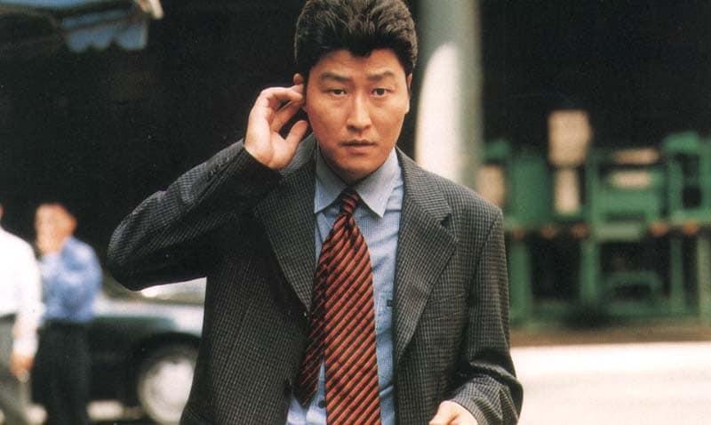 Song Kang-Ho dans Shiri