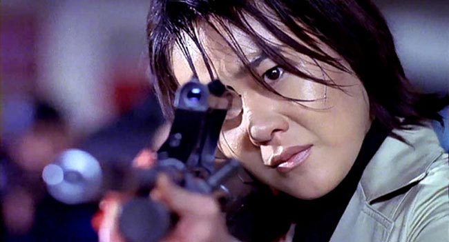 Critique de Shiri, thriller coréen avec Han Suk Gyu et Kim Yoon Jin