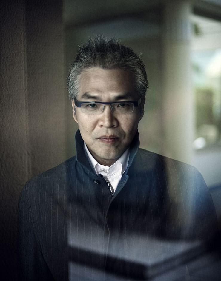 Le réalisateur coréen Im Sang Soo