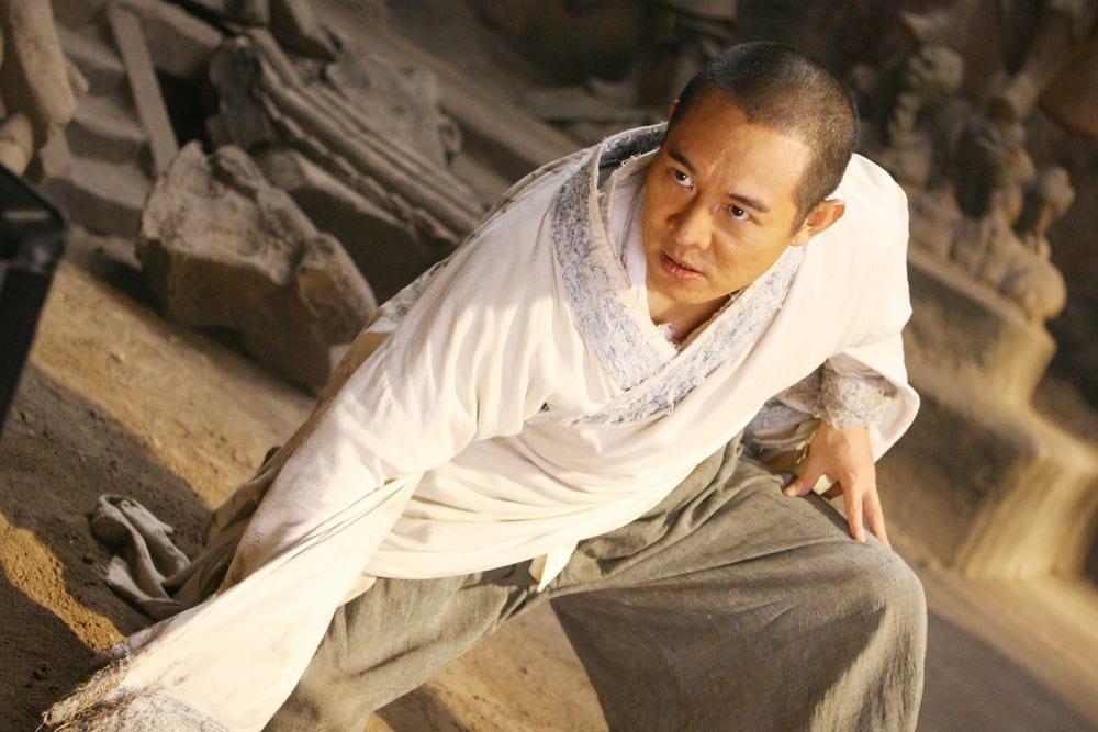 L'acteur chinois Jet Li