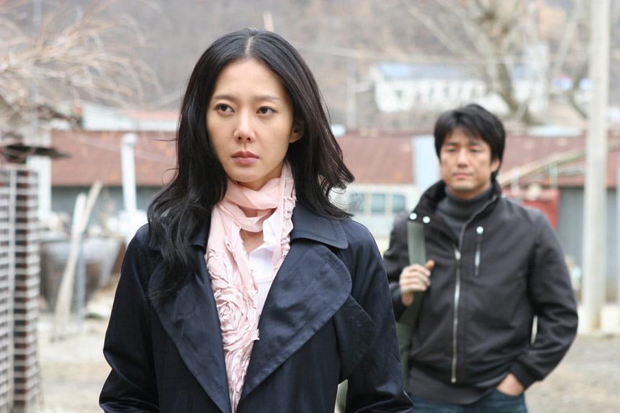 Yum Jung Ah in The Old Garden