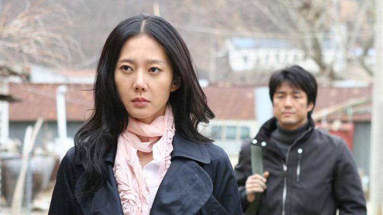 Yum Jung-Ah et Ji Jin-Hee dans Le Vieux Jardin