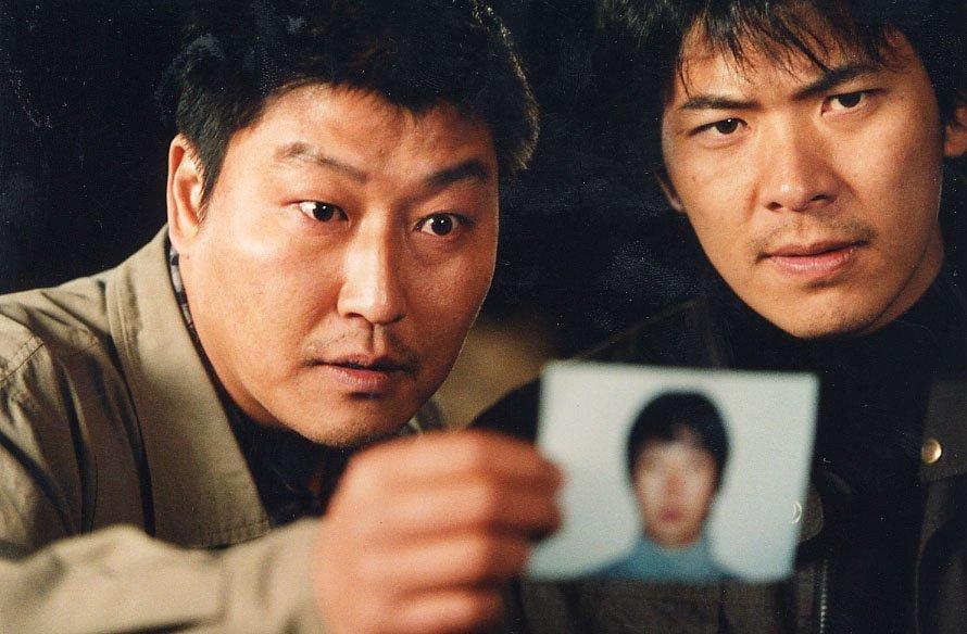 Memories of Murder de Bong Joon Ho (2003)