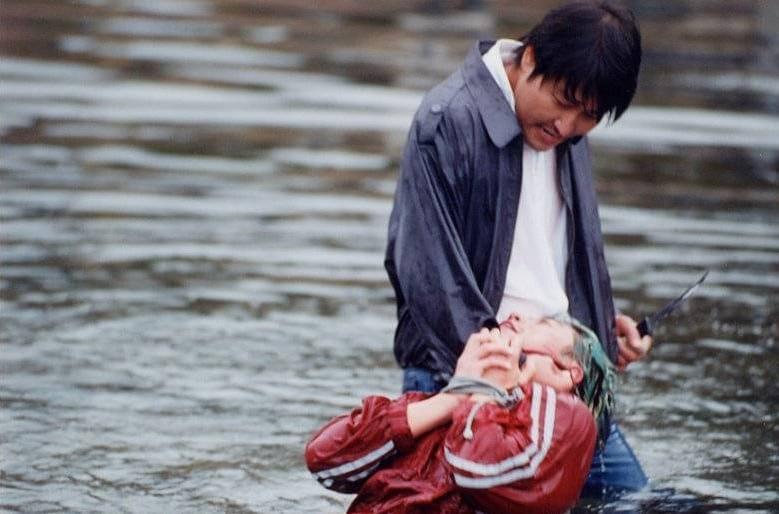 Sympathy For Mr. Vengeance de Park Chan Wook (2002)
