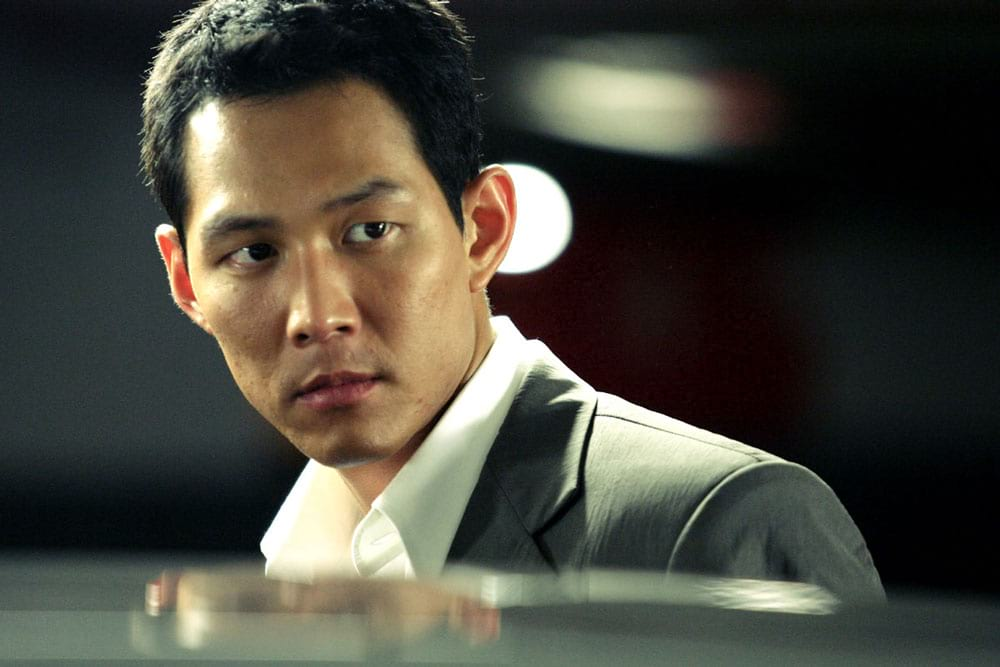 Lee Jung-Jae dans Typhoon