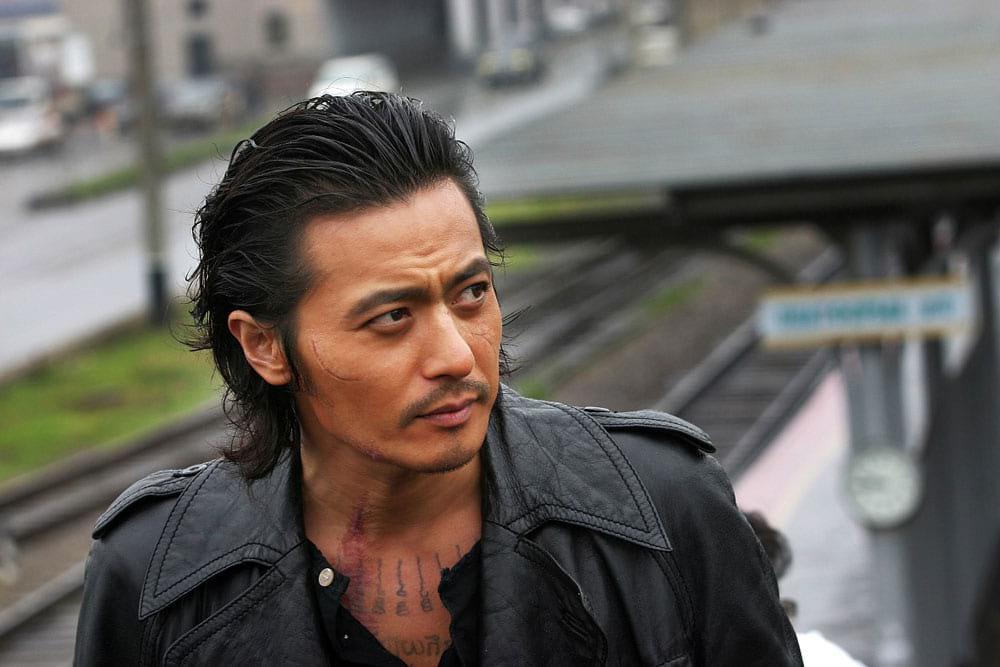 L'acteur sud-coréen Jang Dong Gun