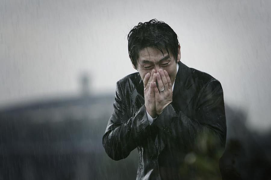 Sol Kyung Gu dans le film Voice of a Murderer