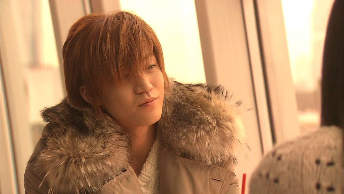 """Shun Oguri plus mélancolique que jamais dans la saison 2 de """"Hana Yori Dango"""""""