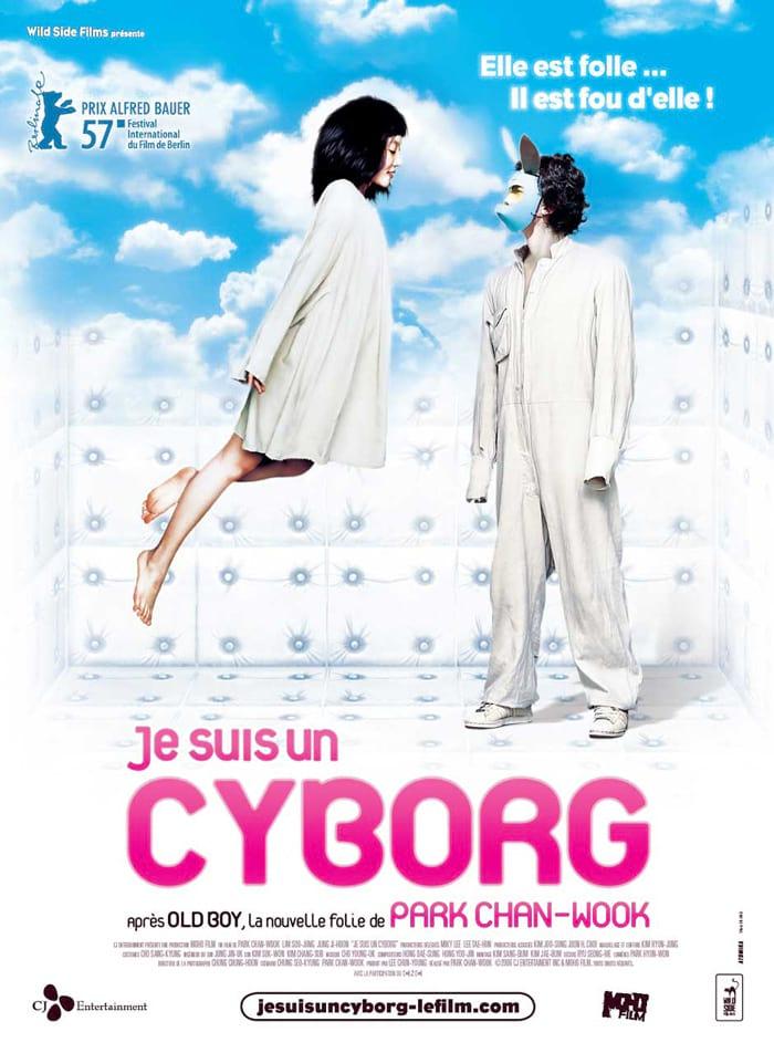 Je suis un Cyborg : affiche française