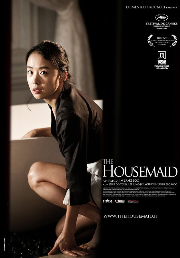 The Housemaid : poster