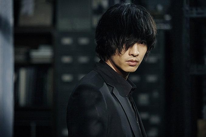 L'acteur Won Bin