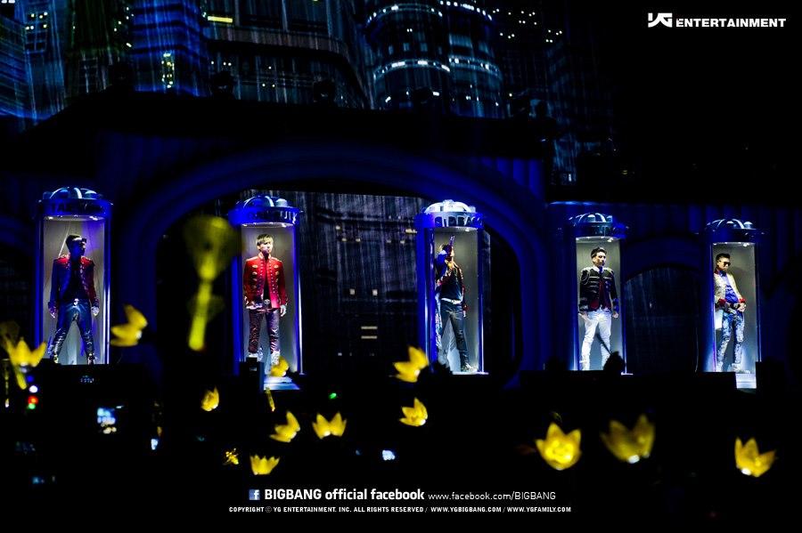 Bigbang Alive Galaxy Tour