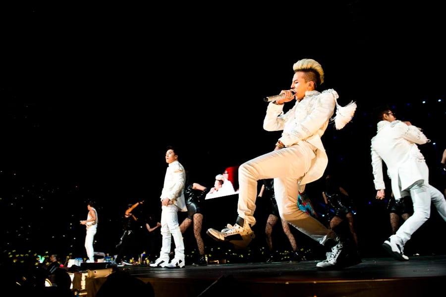 G-Dragon au Wembley Arena