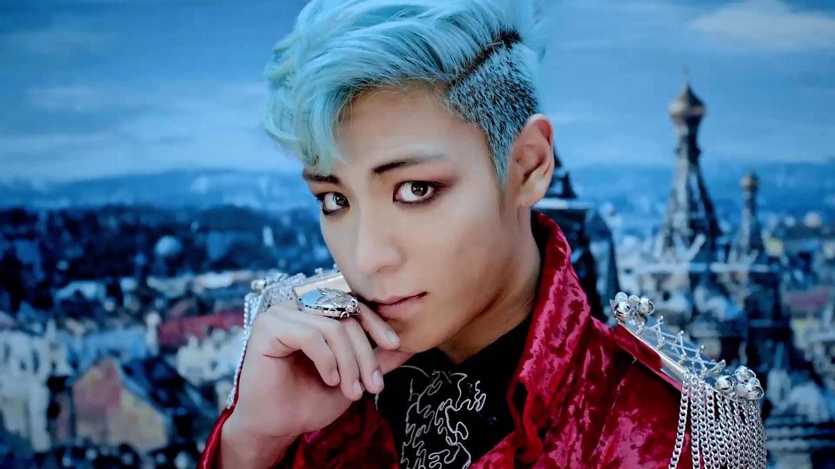 Top de BIGBANG dans le clip Fantastic Baby