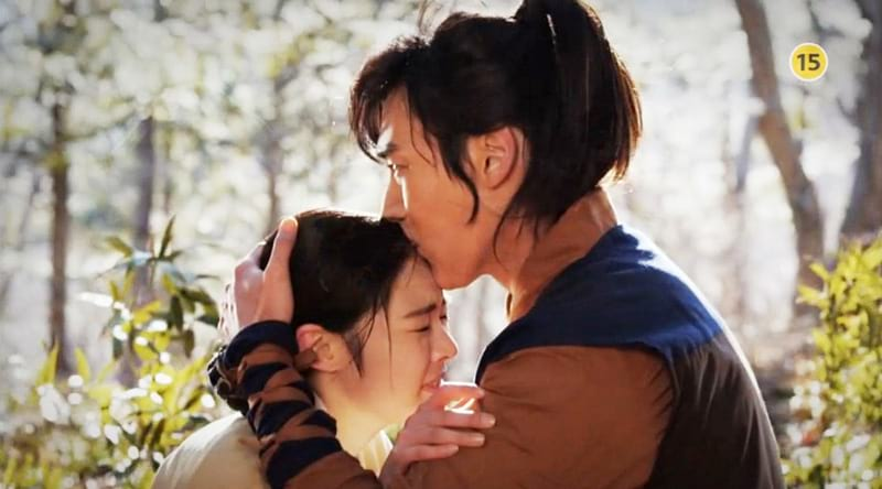 Lee Yeon Hee et Choi Jin Hyuk dans Gu Family Book