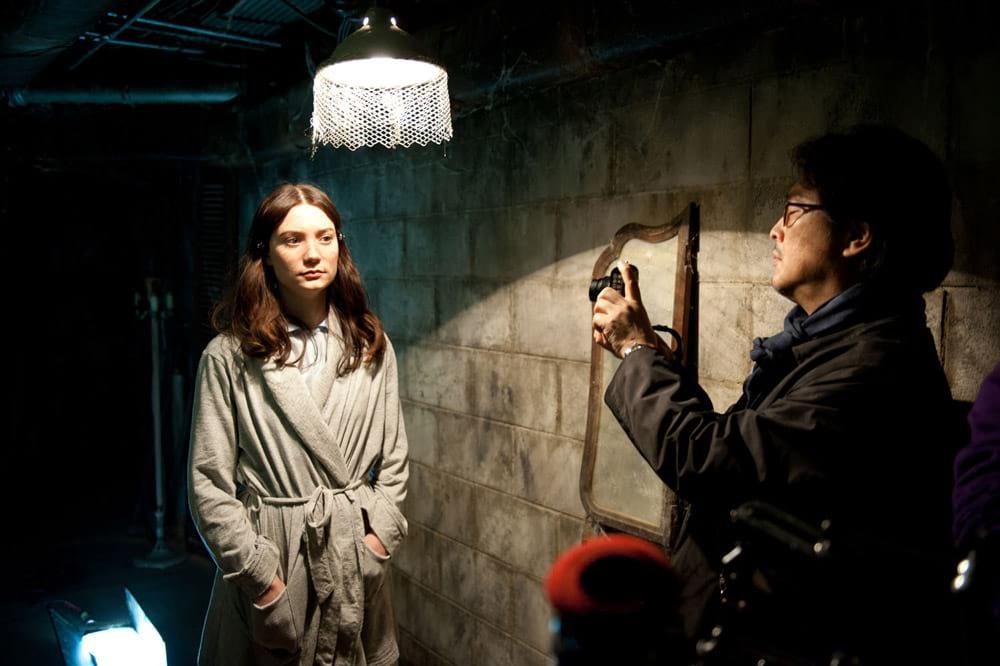 Park Chan-Wook filme Mia Wasikowska