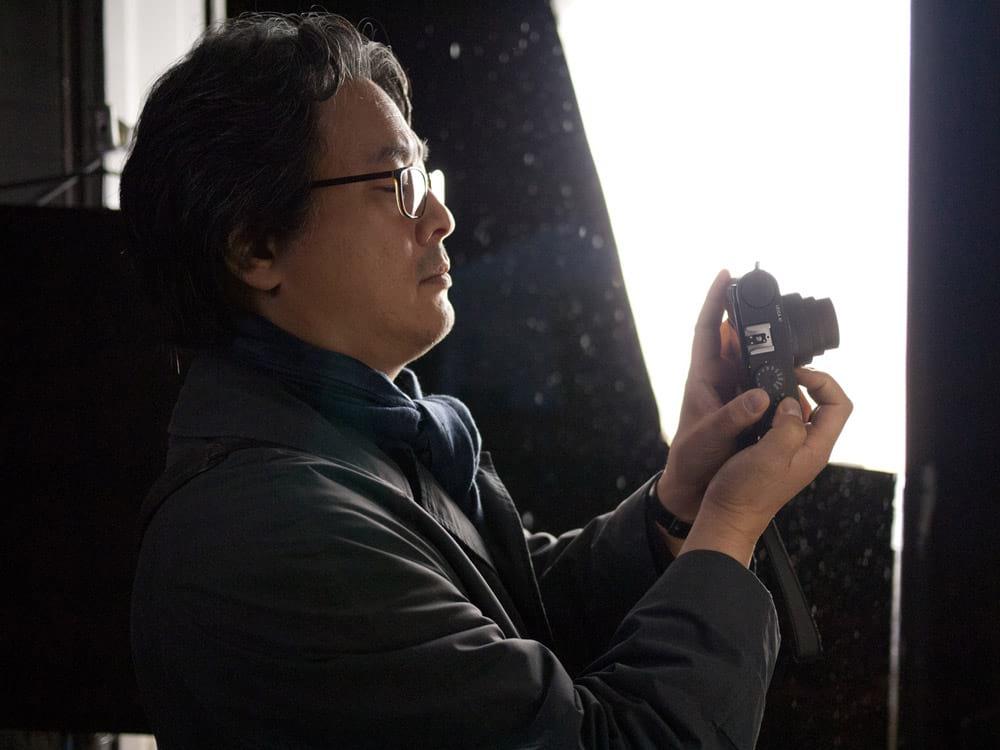 Le réalisateur Park Chan-Wook