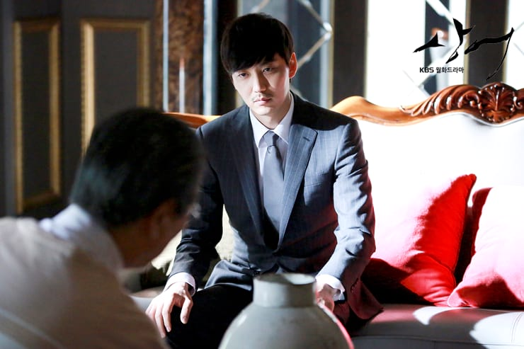 Kim Nam Gil (김남길) dans Shark (상어)
