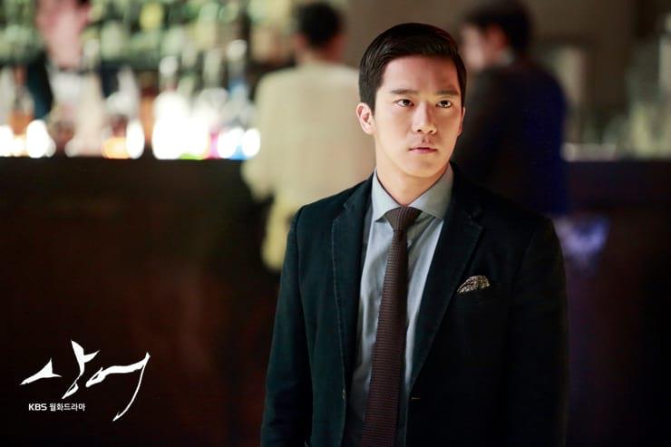 L'acteur Ha Seok Jin dans Don't Look Back: the Legend of Orpheus