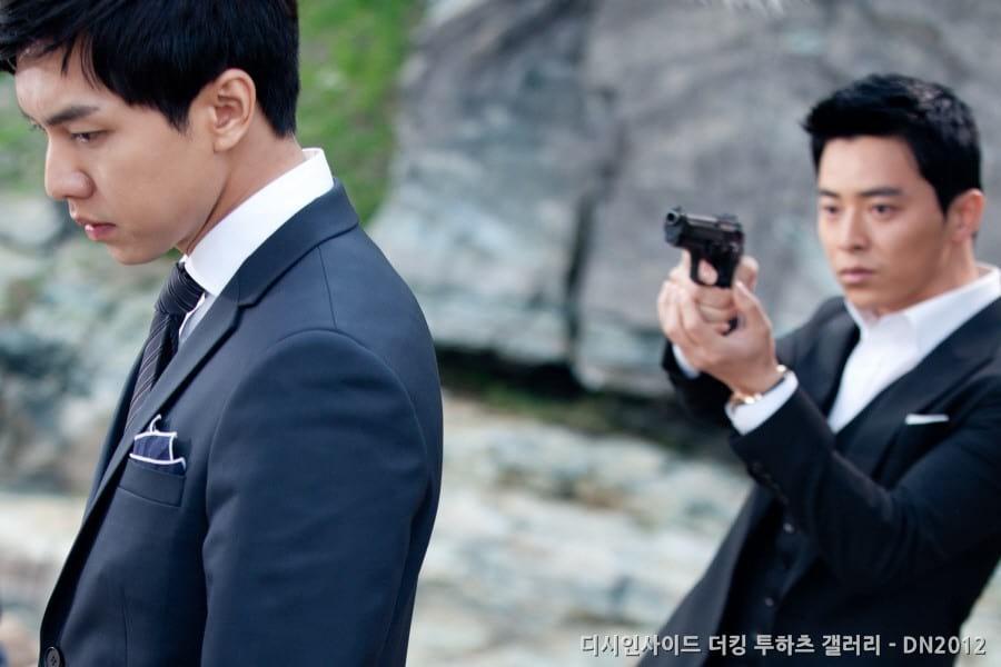 Lee Seung Gi et Cho Jung Seok dans The King 2 Hearts