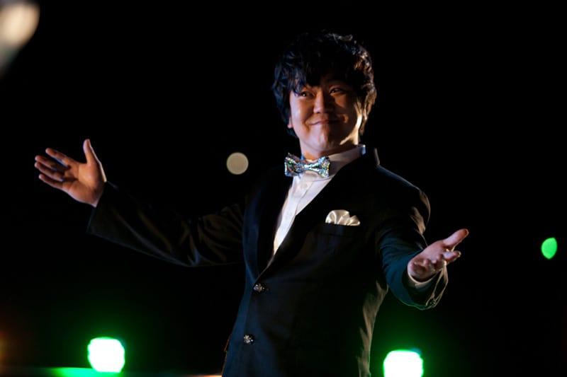 L'acteur Yoon Je Moon dans le drama The King 2 Hearts