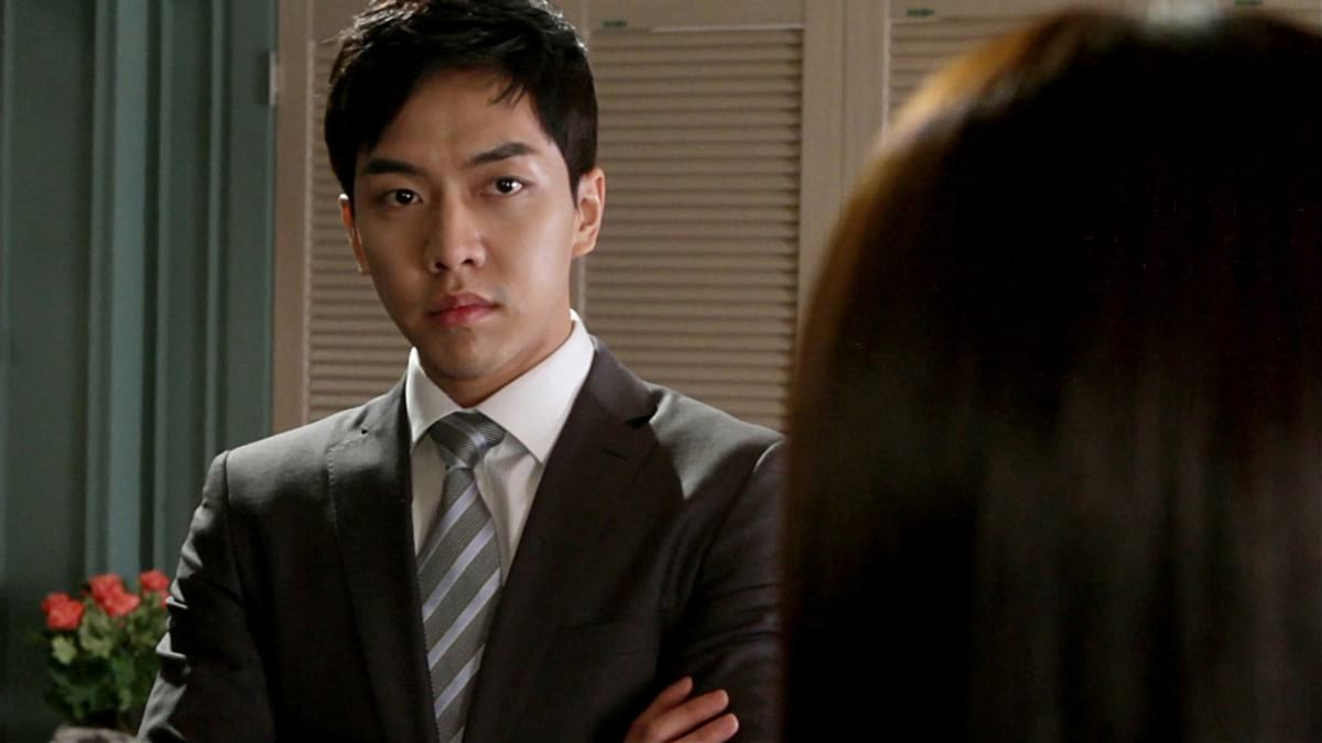 Lee Seung Gi dans The King 2 Hearts