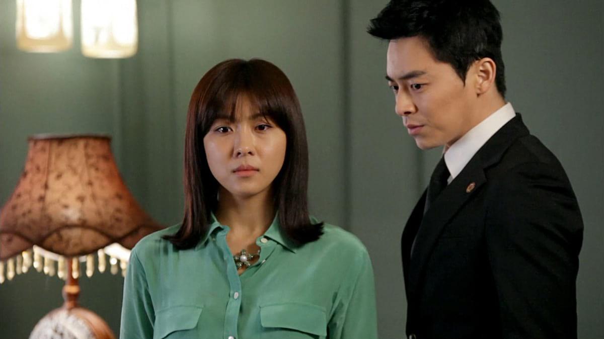 Ha Ji Won et Jo Jung Seok dans The King 2 Hearts