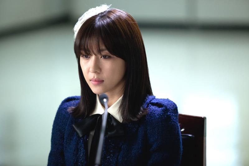 L'actrice coréenne Ha Ji Won dans le drama The King 2 Hearts