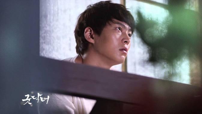 Joo Won dans le drama coréen Good Doctor (KBS2, 2013)
