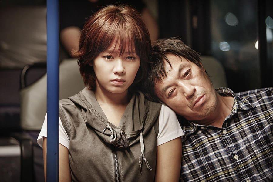 Son Ye Jin et Kim Kap Soo dans Blood and Ties
