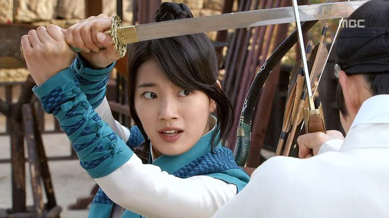 Suzy dans le drama Gu Family Book