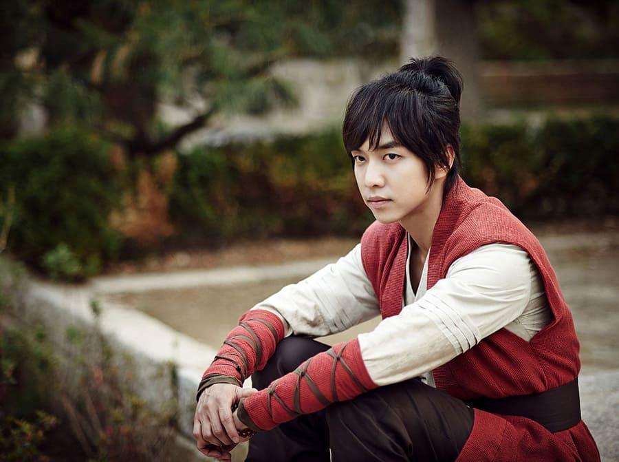 Kang Chi, The Begnning : Lee Seung Gi