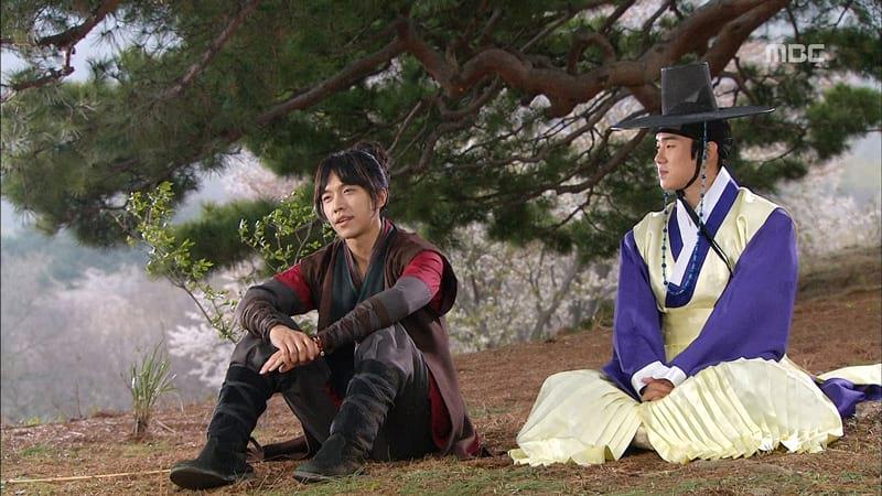 Gu Family Book : Lee Seung Gi et Yoo Yeon Seok