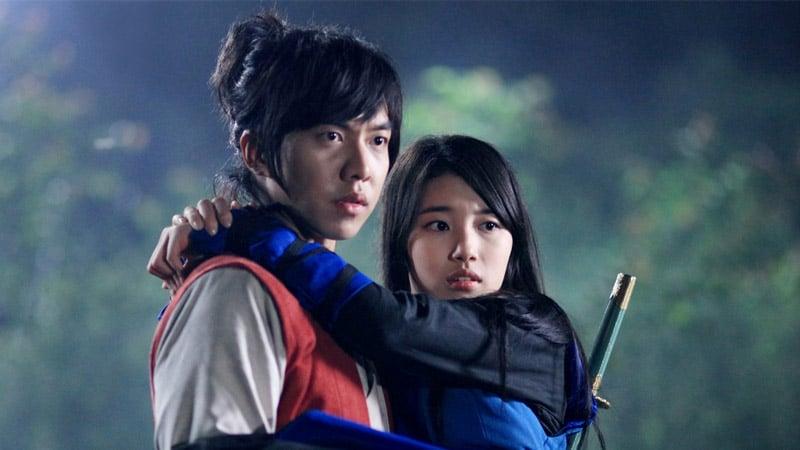 Lee Seung Gi et Suzy dans Gu Family Book