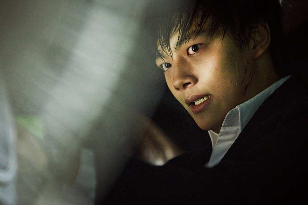 Yeo Jin-Goo dans Hwayi: A Monster Boy