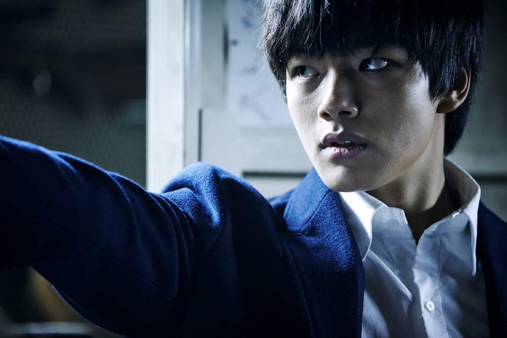L'acteur coréen Yeo Jin Gu