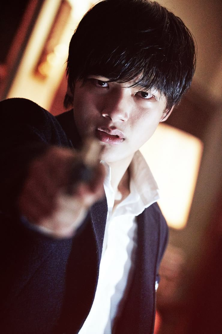 Hwayi A Monster Boy : Yeo Jin-Goo