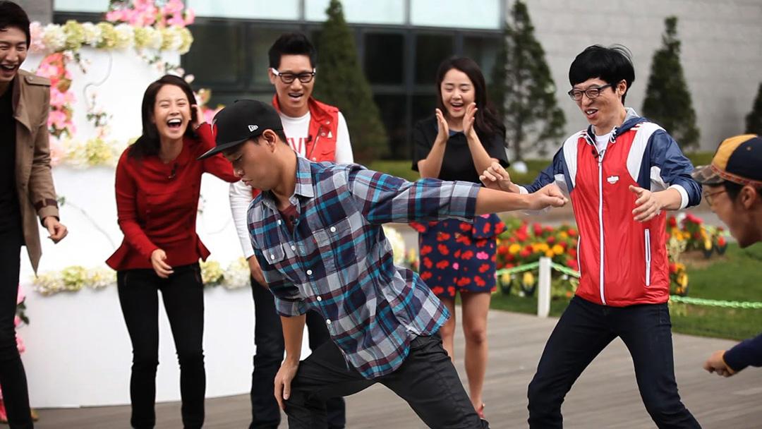 Kang Gary dans Running Man