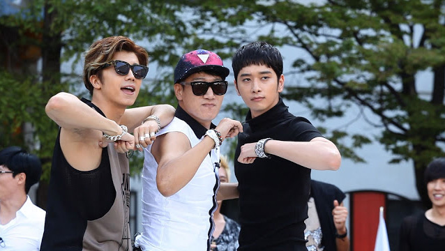 running man 2pm