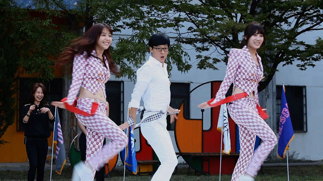 running-man-girls-day